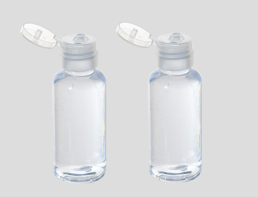 Round PET Bottles for Sanitizer