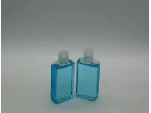 Pocket Hand Sanitizer Gel Bottle