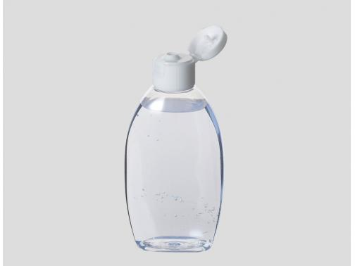 Plastic Disinfection Bottles